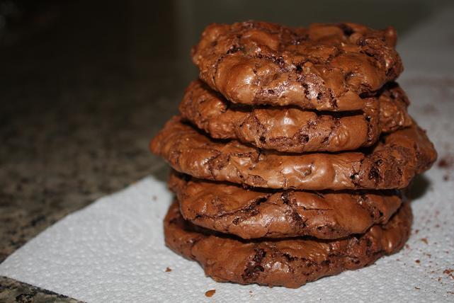 4bb28b0867 Half naked fudge cookies | eat, drink, run